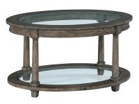 2-3505 Lincoln Park Oval Coffee Table,23505,tables,coffee tables,oval coffee tables,living room