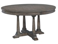 2-3521 Lincoln Park Round Dining Table,23521,tables,dining tables,round dining tables,dining room