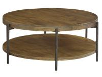 2-3702 Bedford Park Round Mango Coffee Table,23702,tables,coffee tables,round coffee tables,mango coffee tables,living room