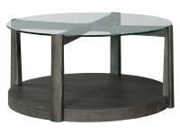 2-3802 Edgewater Round Coffee Table,23802,tables,coffee tables,living room