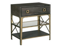 2-3864 Edgewater Single Night Stand,23864,stands,night stands,single night stands,bedroom