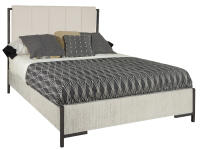 2-4174 Sierra Heights Queen Upholstered Bed