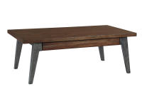 2-4304 Monterey Point Splayed Leg Coffee Table,24304,tables,coffee tables,living room