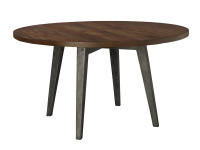 "2-4319 48"" Round Splayed Leg Dining Table,24319,tables,round tables,dining tables,dining room"