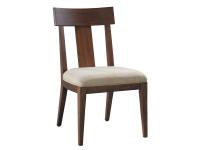 2-4323 Monterey Point Splat Back Side Chair,24323,chairs,side chairs,dining chairs,dining room