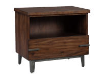 2-4363 Monterey Point Single Drawer Night Stand,24363,night stands,bedroom,chests