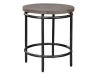 2-4505 Sedona Round Lamp Table,24505,tables,lamp tables,living room