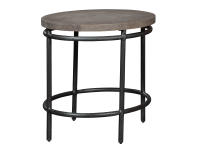 2-4506 Sedona Oval End Table,24506,tables,end tables,oval end tables,living room