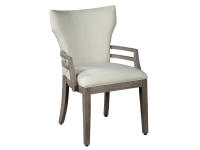 2-4522 Sedona Upholstered Arm Chair,24522,chairs,dining chairs,arm chairs,upholstered dining chairs,dining room