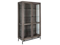 2-4527 Sedona Display Cabinet,24527,cabinets,display cabinets,living room,dining room