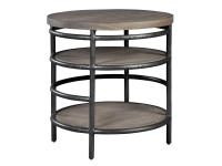 2-4568 Sedona Round Night Stand,24568,stands,night stands,round stands,bedroom