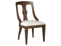 2-4824 Wexford Sling Arm Dining Chair,24824,chairs,dining chairs,arm chairs,sling arm,dining room