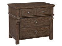 2-4862 Wexford Triple Night Stand,24862,stands,night stands,bedroom