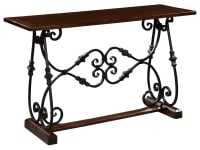 2-7112 Gothic Console Table,27112,console tables,tables