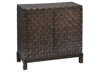2-7369 Woven Hall Chest,27369,chests