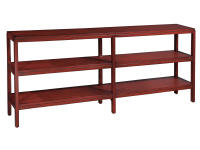 2-7382 Sofa Table-Red,27382,bookshelves,tables,sofa tables