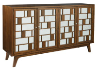 2-7445 Mid Century Modern Entertainment Console,27445,consoles,entertainment consoles