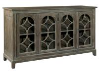 2-7457 Entertainment Console With Arched Doors,27457,consoles,entertainment consoles