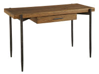 2-7551 Desk with Forged Legs,27551,desks,office