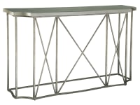 2-7601 Console Table with Metal Base,27601,tables,console tables,living room