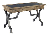 2-7664 Arts & Crafts Table Desk,27664,desks,table desks,office