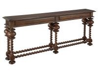 2-7720 Twisted Console Table,27720,tables,console tables,living room