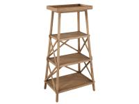 2-7722 Primitive Bookshelf Stand,27722,stands,bookshelfs,office