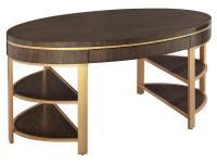 2-7730 Oval Desk,27730,desks,office,oval desks