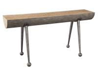 2-7739 Log Sofa Table,27739,tables,sofa tables,living room