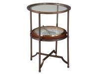 2-7760 Compass Guidepoints Chairside Table,27760,tables,chairside tables,living room,office