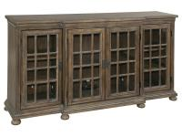 2-7778 Breakfront Entertainment Center,27778,entertainment centers,living room,cabinets