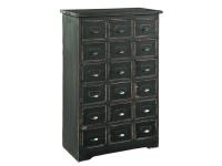 2-7781 Marketplace 18 Drawer Library Chest,27781,chests,living room,office