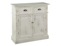 2-7787 Marketplace Rustic White Door & Drawer Cabinet,27787,cabinets,living room,bedroom,office,dining room