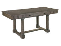 2-7837 Lincoln Park Rectangle Trestle Base Writing Desk,27837,desks,office