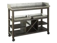 2-7879 Metal Console/Serving Cart,27879,consoles,serving carts,metal