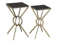 2-7930 Iron Circle Tables,27930,tables,iron tables,living room