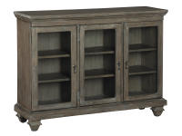 2-7982 Short Beveled Glass Door Entertainment Center,27982,entertainment centers,living room,entertainment