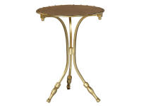 2-8301 Iron Rivet Side Table,28301,tables,side tables,living room