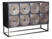2-8303 Eight Drawer Cabinet,28303,cabinets,living room,eight drawers