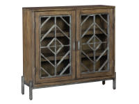 2-8315 Diamond Fret Door Chest,28315,chests,door chests,living room