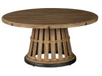 2-8328 Shoreline Round Coffee Table,28328,tables,coffee tables,living room,bar,pub