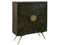 2-8407 Door Chest,28407,chests,cabinets,door chests,living room,bedroom