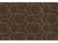 4043-041 HEXAGON QUILT MOSS