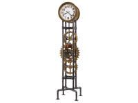 615-118 Cogwheel Floor Clock,615118,clocks,floor clocks,grandfather clocks