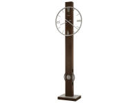 615-124 Halo,615124,clocks,floor clocks,grandfather clocks,living room
