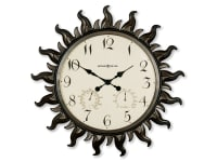 625-543 Sunburst II,Wall Clock,625543
