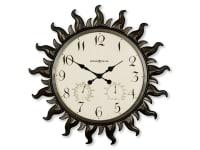 625-543 Sunburst II,Wall Clock,625543