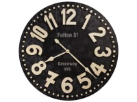 625-557 Fulton Street,625557,wall clocks,oversized clocks,oversized wall clocks,gallery wall clocks