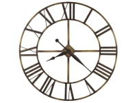 625-566 Wingate,625566,clocks,wall clocks,oversized wall clocks,gallery wall clocks