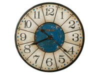 625-567 Balto,625567,clocks,oversized gallery wall clocks,oversized wall clocks,wall clocks,gallery wall clocks